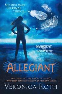 bokomslag Allegiant (III)