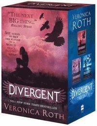 bokomslag Divergent Series Boxed Set (Books 1-3)