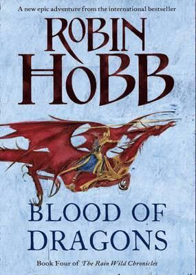 bokomslag Blood of Dragons