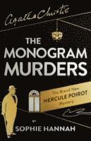 bokomslag The Monogram Murders