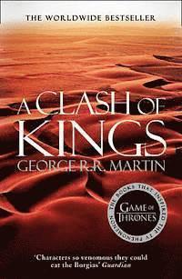 bokomslag Clash of kings