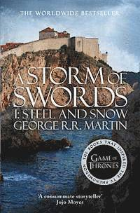 bokomslag Storm of Swords: Part 1 - Steel and Snow