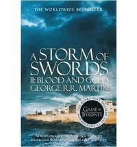 bokomslag A Storm of Swords: Part 2 - Blood and Gold