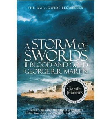 bokomslag A Storm of Swords: Part 2 Blood and Gold
