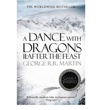 bokomslag A Dance With Dragons: Part 2 - After the Feast