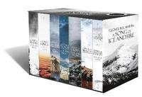 A Song Of Ice And Fire Seven Books Box Set (5 Novels)