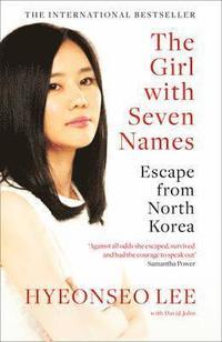 bokomslag The Girl with Seven Names