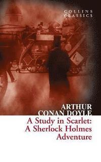 bokomslag A Study in Scarlet
