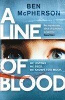 bokomslag Line of blood