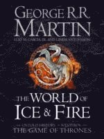 bokomslag The World of Ice and Fire