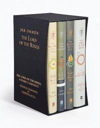 bokomslag The Lord of the Rings Boxed Set