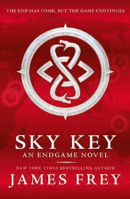 bokomslag Sky Key (Endgame 2)