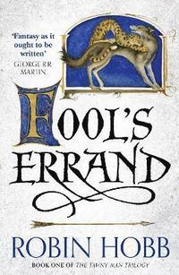 bokomslag Fool's Errand