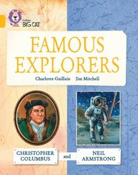 bokomslag Great Explorers: Christopher Columbus and Neil Armstrong