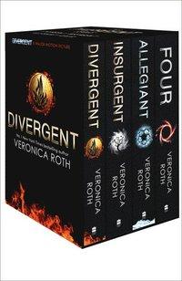 bokomslag Divergent Series Box Set (books 1-4 plus World of Divergent)