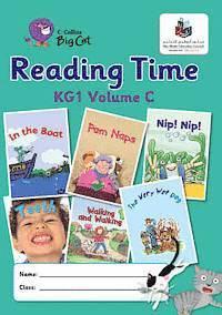 bokomslag Collins Big Cat - ADEC KG 1 Volume C
