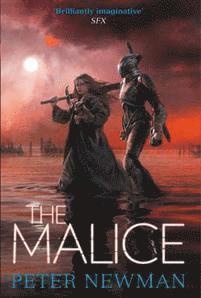 bokomslag The Malice