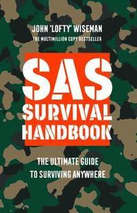 bokomslag SAS Survival Handbook