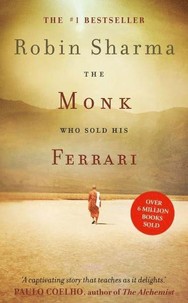 bokomslag The Monk who Sold his Ferrari