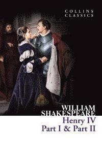 bokomslag Henry IV, Part I & Part II