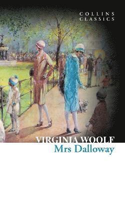 bokomslag Mrs Dalloway