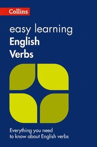 bokomslag Easy Learning English Verbs
