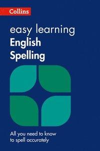 bokomslag Easy Learning English Spelling