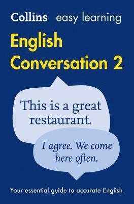 bokomslag Easy learning english conversation - book 2