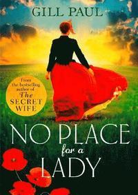 bokomslag No Place For A Lady