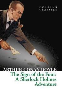 bokomslag The Sign of the Four (Collins Classics)