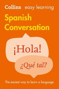 bokomslag Easy Learning Spanish Conversation