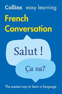 bokomslag Easy learning french conversation