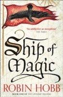 bokomslag Ship of Magic