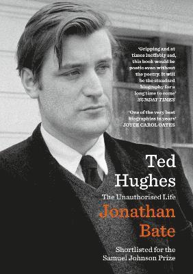 bokomslag Ted Hughes