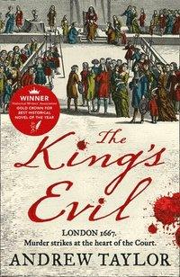 bokomslag The King's Evil (James Marwood & Cat Lovett, Book 3)