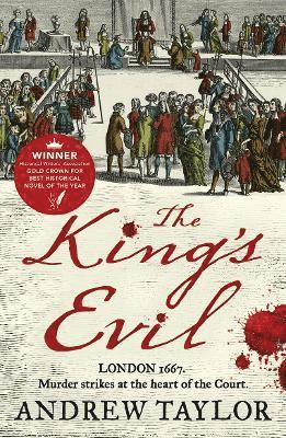 bokomslag The King's Evil (James Marwood & Cat Lovett, Book 3)