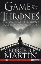 bokomslag A Dance with Dragons: Part 1 Dreams and Dust