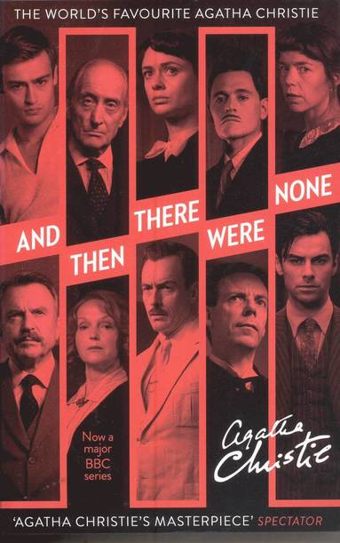 bokomslag And Then There Were None. The Worlds Favourite Agatha Christie Book