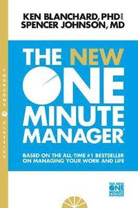 bokomslag The New One Minute Manager