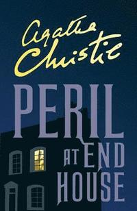 bokomslag Peril at End House (Poirot)