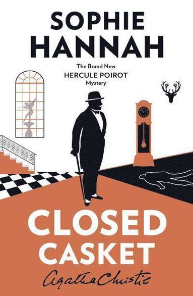 bokomslag Closed Casket: The New Hercule Poirot Mystery