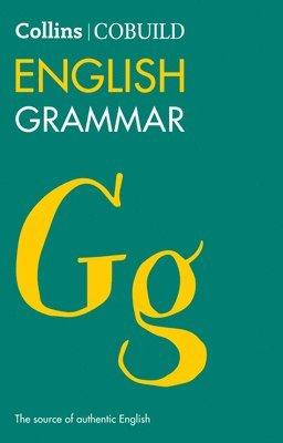 bokomslag Cobuild english grammar
