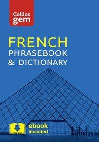 bokomslag Collins French Phrasebook and Dictionary Gem Edition