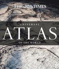 bokomslag Times universal atlas of the world