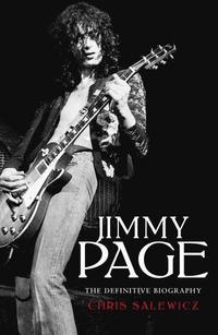 bokomslag Jimmy Page: The Definitive Biography