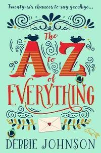 bokomslag The A-Z of Everything