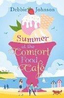 bokomslag Summer at the Comfort Food Cafe