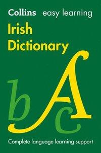 bokomslag Easy Learning Irish Dictionary