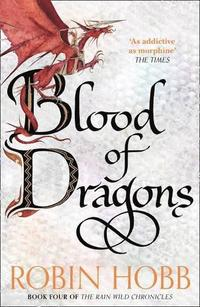 bokomslag Blood of Dragons