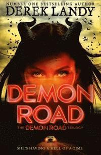 bokomslag Demon Road